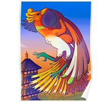 Ho-Oh Poster