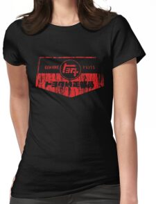 Vintage Toyota Parts Womens Fitted T-Shirt