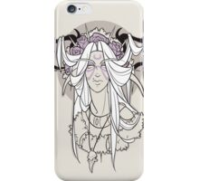 The Druidess iPhone Case/Skin