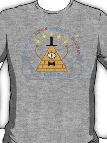 Bill Cipher -- Art Nouveau T-Shirt