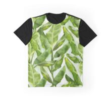 Banana leaves pattern Graphic T-Shirt