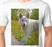 Playful Pup Unisex T-Shirt