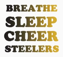 STEELERS FOOTBALL Kids Clothes