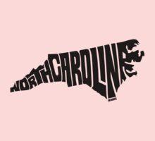 North Carolina Kids Clothes