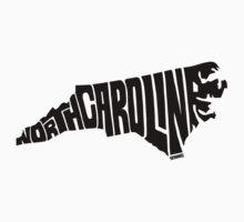 North Carolina Kids Tee