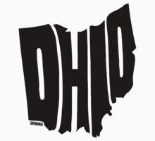 Ohio Kids Tee