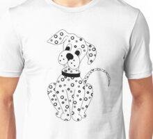Doodle Dog Unisex T-Shirt