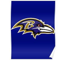 baltimore ravens team Poster