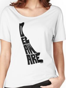Delaware Women's Relaxed Fit T-Shirt