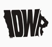 Iowa Baby Tee