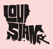 Louisiana One Piece - Long Sleeve
