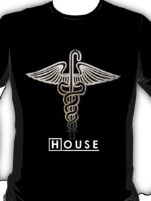 House M.D. - Snakes on a Cane T-Shirt