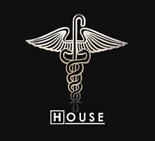 House M.D. - Snakes on a Cane Unisex T-Shirt