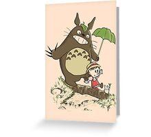 Mei & Toto Greeting Card