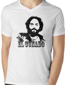 El Cunado Mens V-Neck T-Shirt