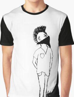 Standing Graphic T-Shirt