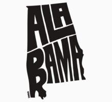 Alabama One Piece - Long Sleeve