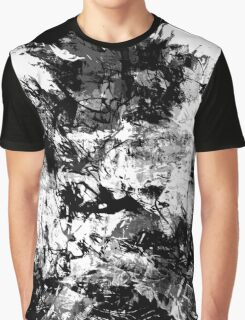 abstract  10-16bw Graphic T-Shirt