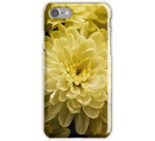 Bright Yellow iPhone Case/Skin