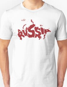 Russia Red T-Shirt
