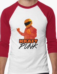 Kraft Punk! Men's Baseball ¾ T-Shirt