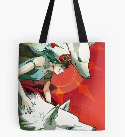 Mononoke Hime Tote Bag