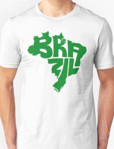 Brazil Green T-Shirt