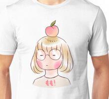 Peach Girl Unisex T-Shirt