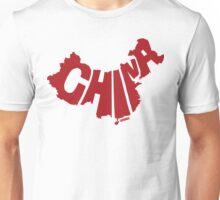 China Red Unisex T-Shirt