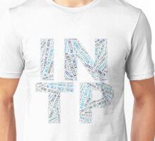 INTP Word Cloud Unisex T-Shirt