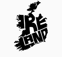 Ireland Black Unisex T-Shirt