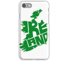 Ireland Green iPhone Case/Skin
