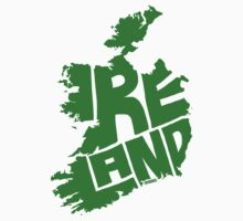 Ireland Green One Piece - Short Sleeve