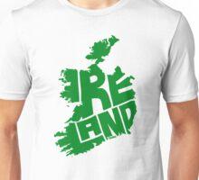 Ireland Green Unisex T-Shirt