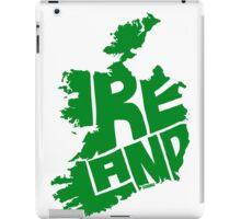 Ireland Green iPad Case/Skin