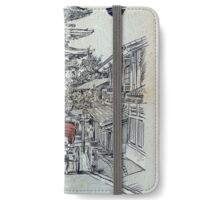 another kyoto moment iPhone Wallet/Case/Skin