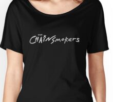 The Chainsmokers Silver Women's Relaxed Fit T-Shirt