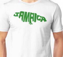 Jamaica Green Unisex T-Shirt