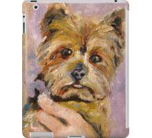 Baxter, Baron of Brandon Hall iPad Case/Skin