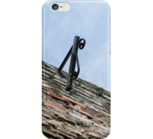 old walls iPhone Case/Skin
