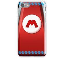 Minimal Kart Racing iPhone Case/Skin