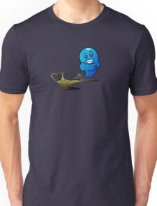 Aladins Djin out of the Oil Lamp VRS2 T-Shirt