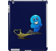 Aladins Djin out of the Oil Lamp VRS2 iPad Case/Skin