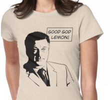 Good God Lemon Womens Fitted T-Shirt