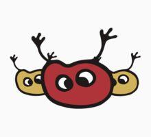 Stupid but cute bugs Kids Tee