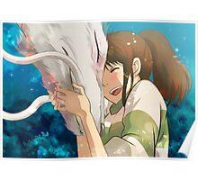 Sen and Haku  Poster