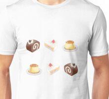 dessert set Unisex T-Shirt
