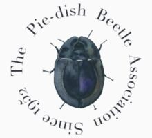 Pie Dish Beetle Association Kids Tee