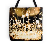 Twinkle fairy lights Tote Bag