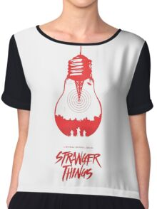 Stranger Things - Light Chiffon Top